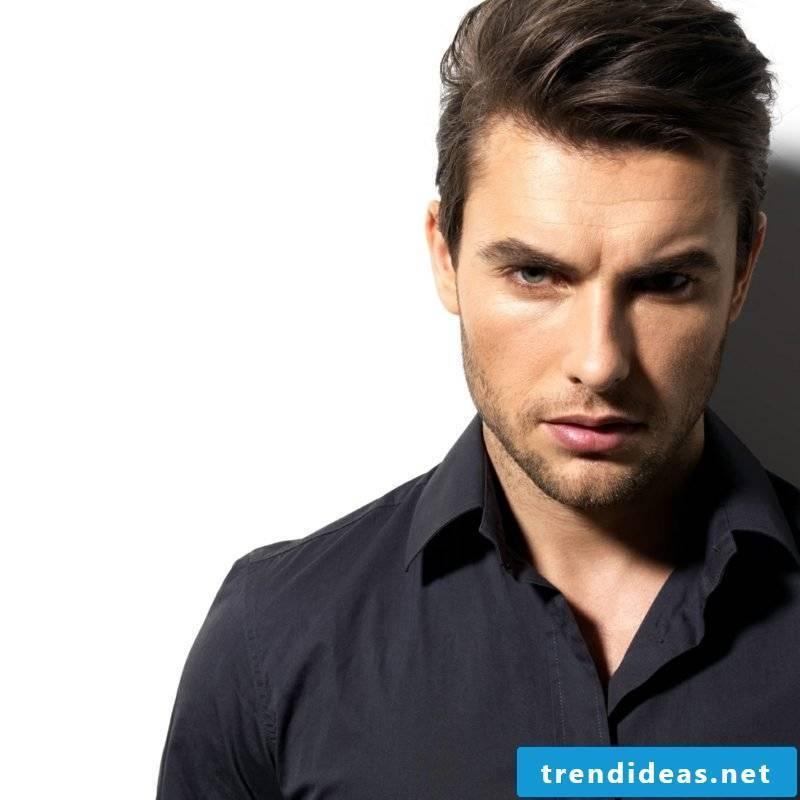 Men's hairstyles 2014 side vertex