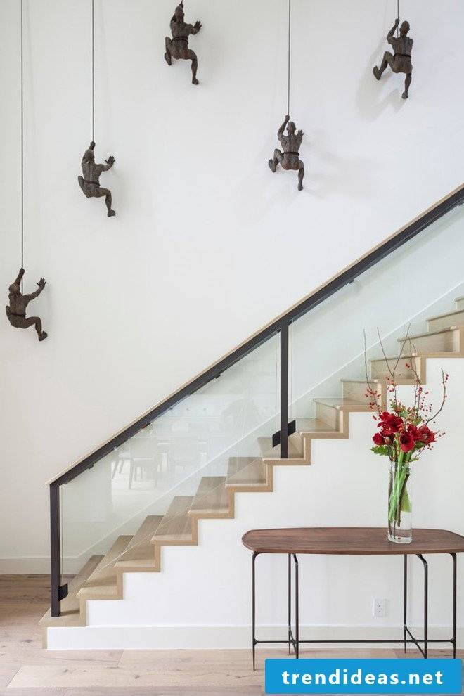 Modern stairs ideas