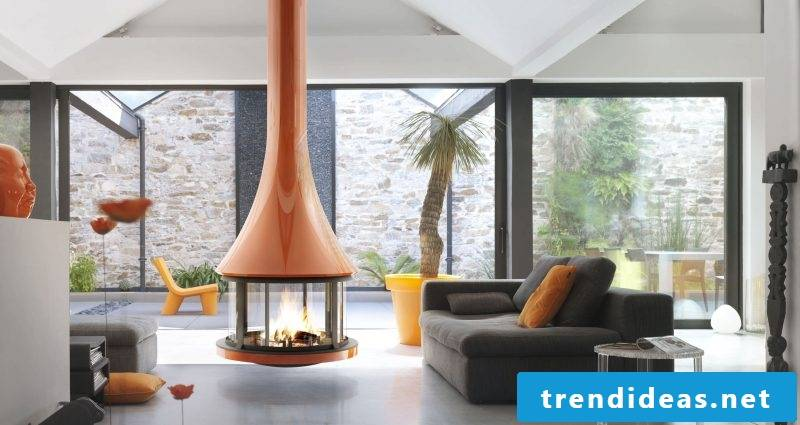 Treat yourself to a touch of coziness with modern wood-burning stoves