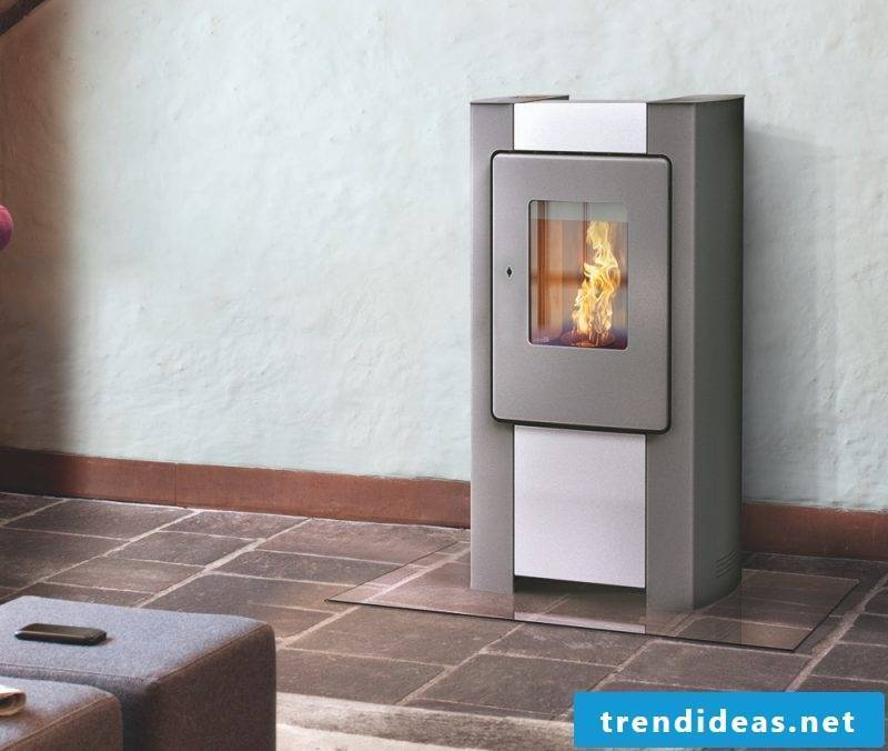 Modern stoves: range stoves