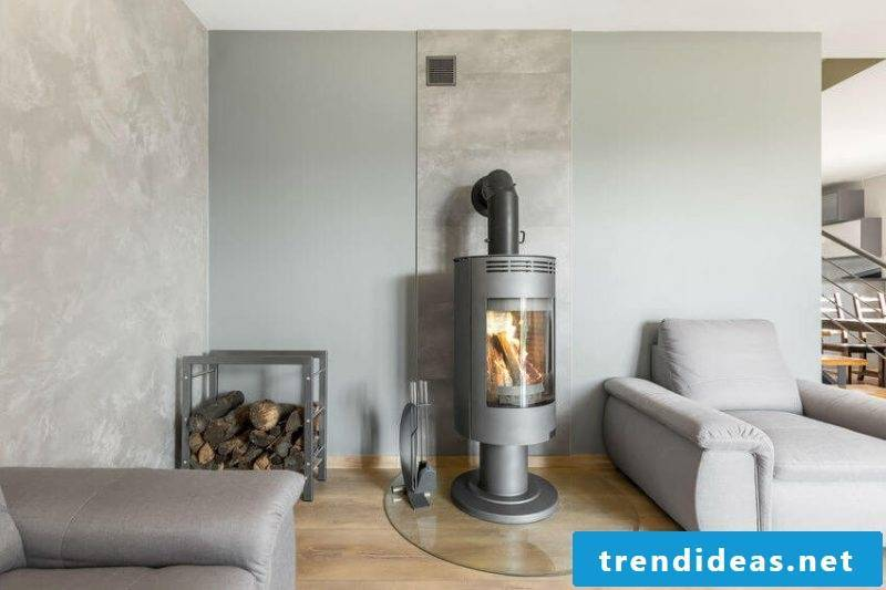 Modern stoves are environmentally friendly