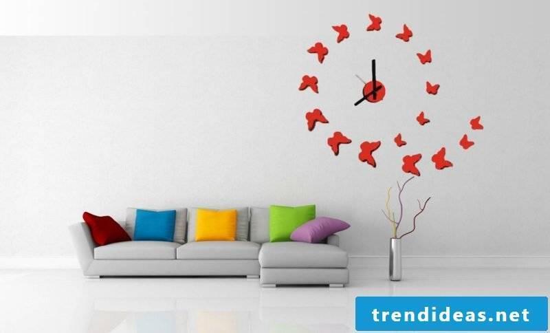 modern wall clocks design home decor fantastic