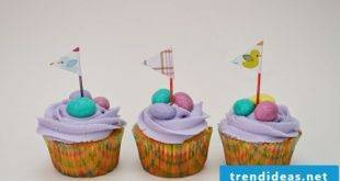 Muffins for the children's birthday - 4 tasty and fast recipes