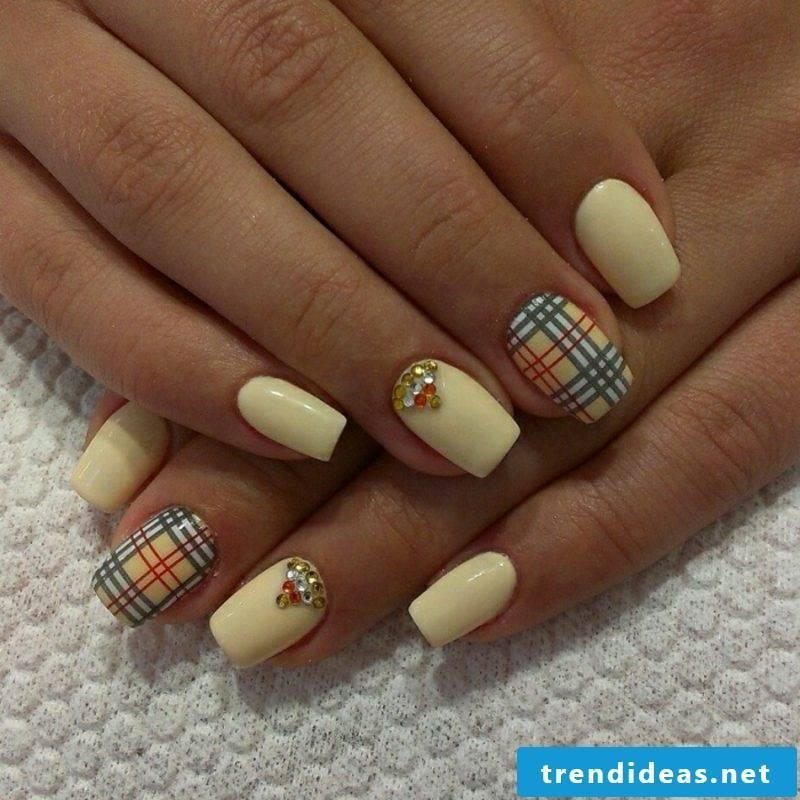 Nail art design winter 2016
