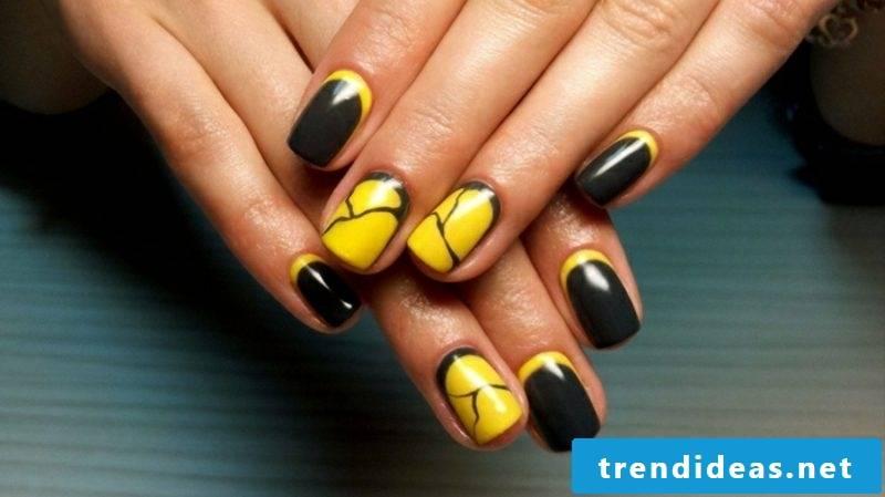 nail design Trends Winter 2016