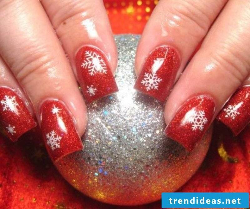 Nailart gallery Nail art design Christmas