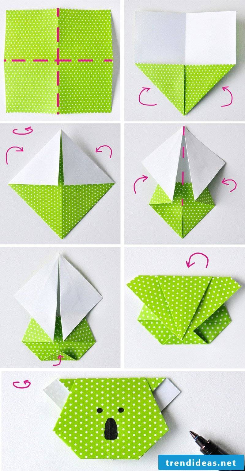 Great ideas for bookmark tinkering with detailed instructions