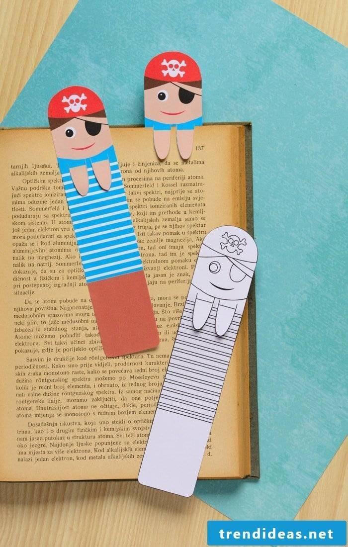 Great bookmarks for printing