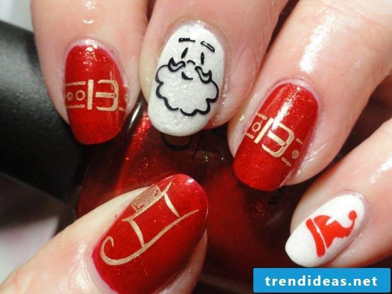 Beautiful gel nails DIY ideas with discreet motifs