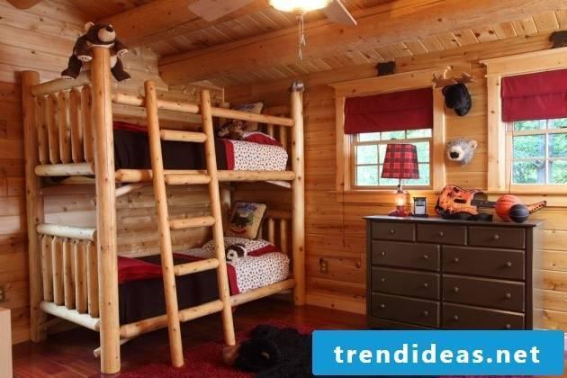children's room ideas crib wood nursery decor
