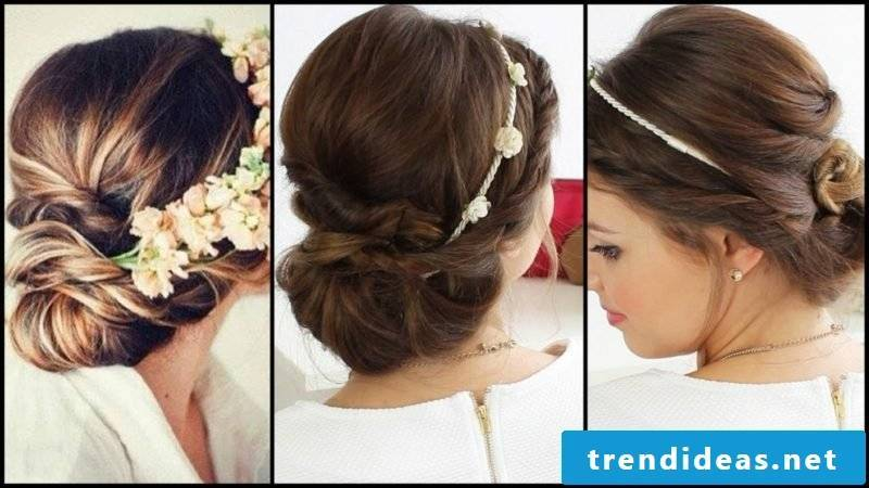 Hairstyles with hairband ideas for Oktoberfest