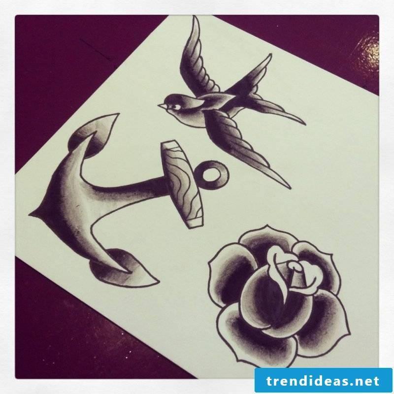 Old School Tattoo Ideas