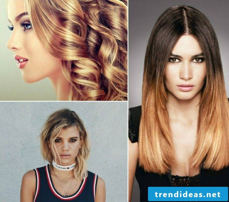 Hair Ombre inspiring ideas
