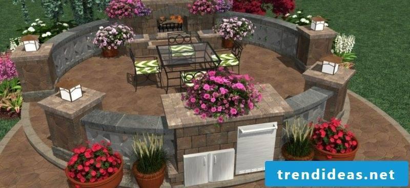 3D software garden planning