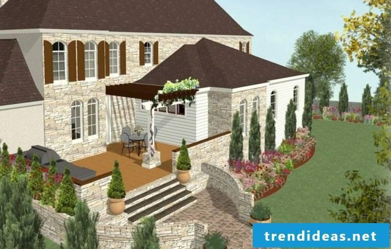 3D garden planner online for free
