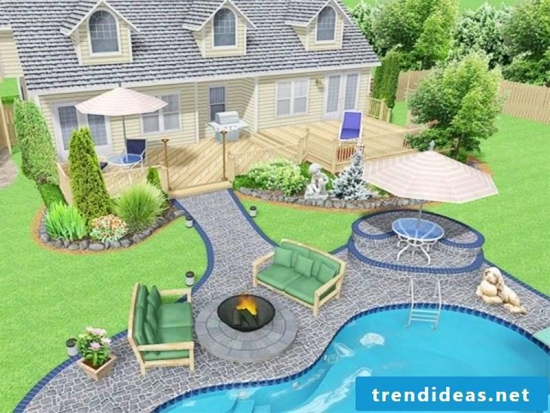 specialized 3D software landscape planning