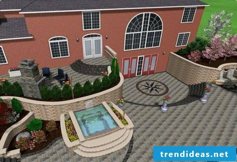 free software landscape 3D