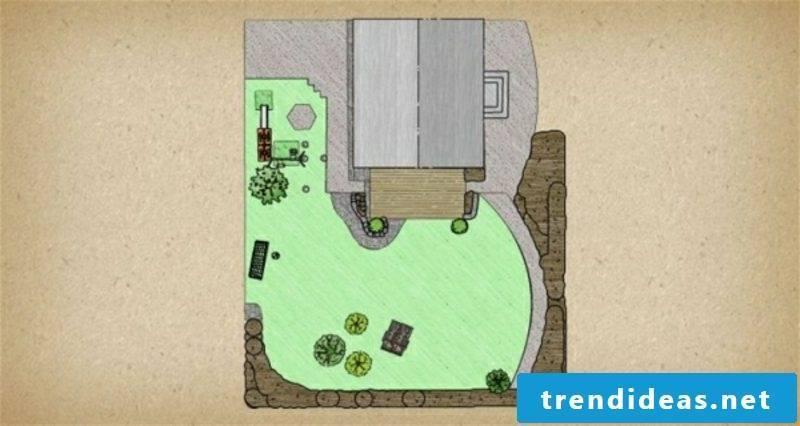 Garden planning 2D Gardena