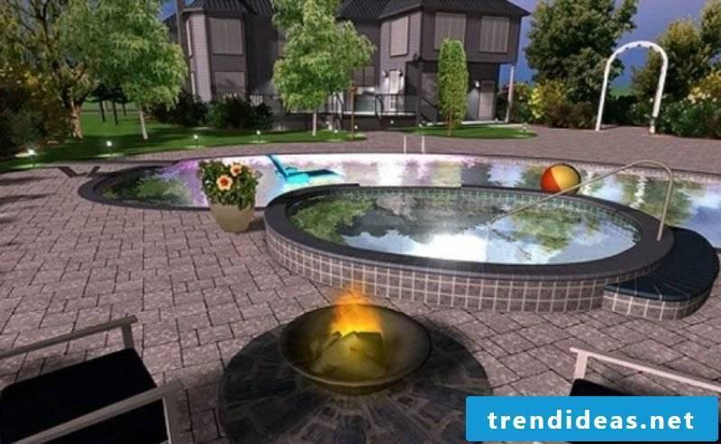 online garden planner 3d gorgeous visual illustration