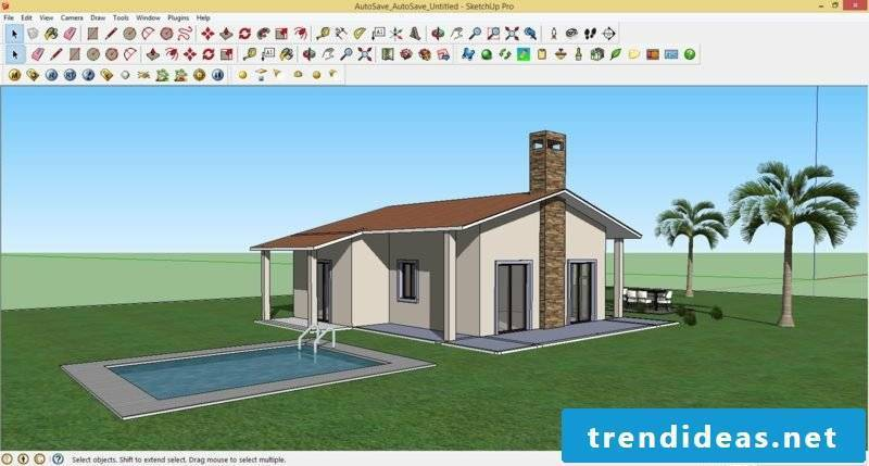online garden planner 3D effects