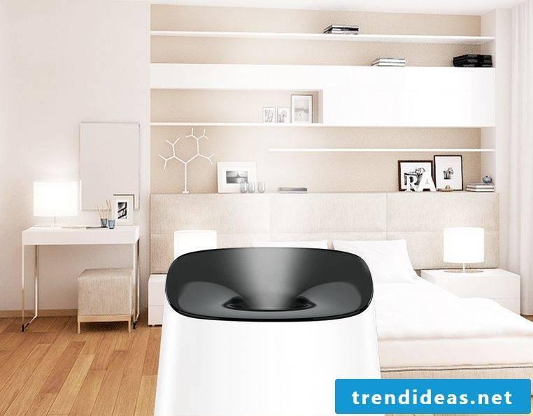 optimal humidity bedroom