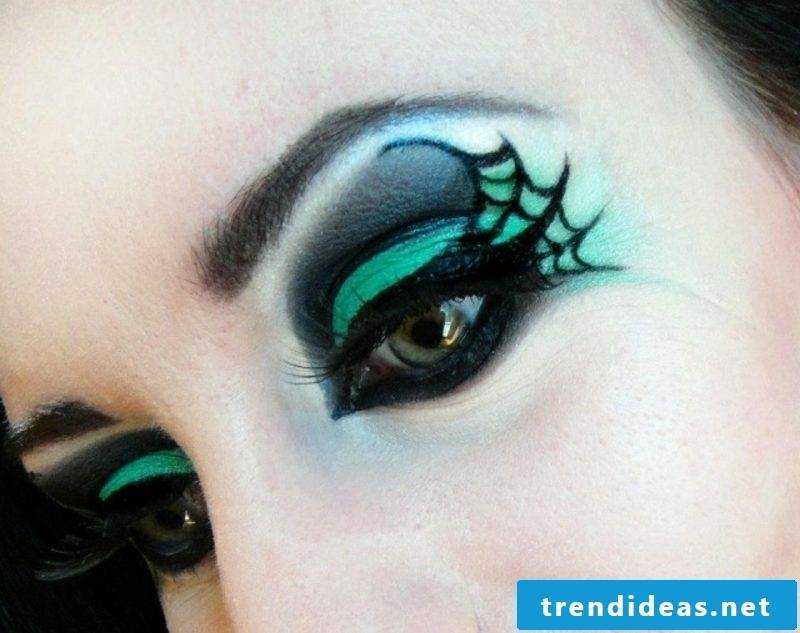 Halloween Makeup Tips Ladies