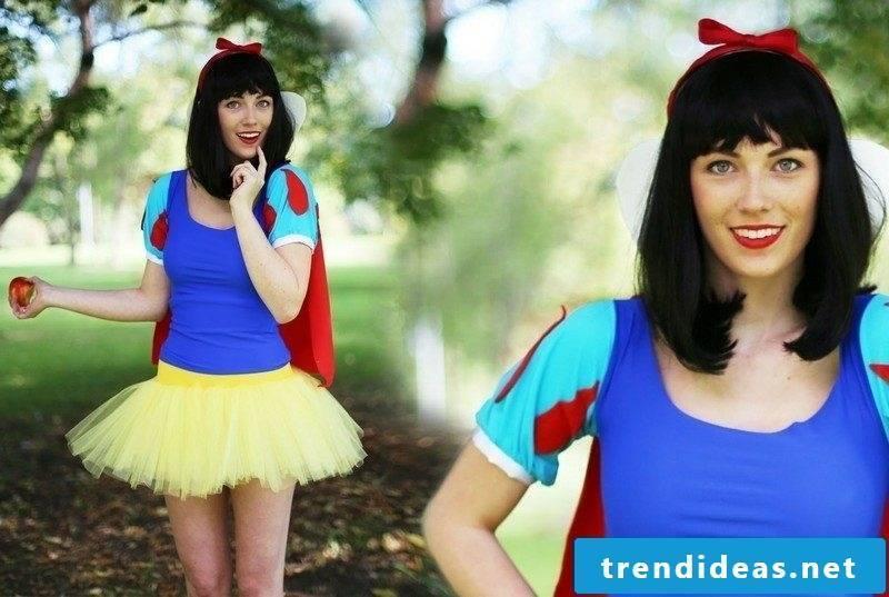 Halloween costumes Snow White