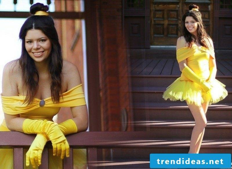 Halloween Costumes Women Princess Belle