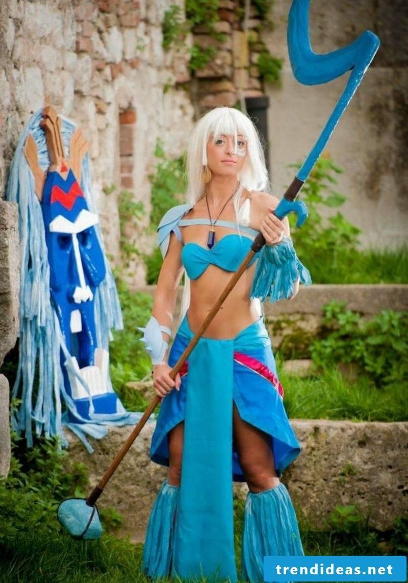 Halloween Costumes Women Mythology Atlantis