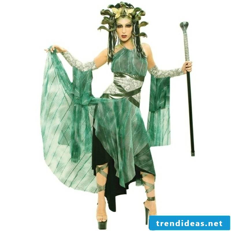 Halloween Costumes Greek Mythology Medusa