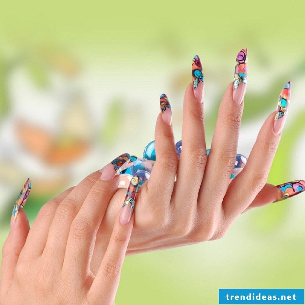 Paint Nails Some Tips For Nail Designs Best Trend Ideas