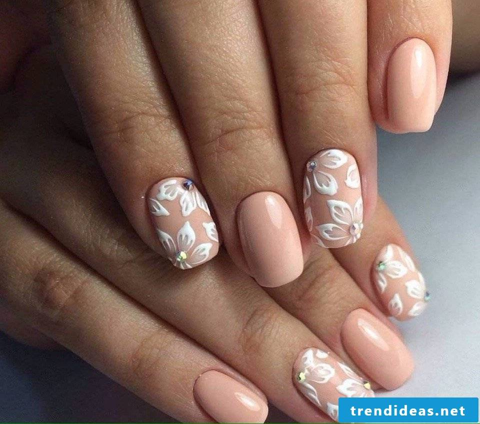 Paint nails - great idea
