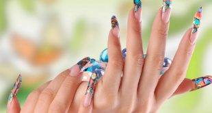 Paint nails - some tips for nail designs