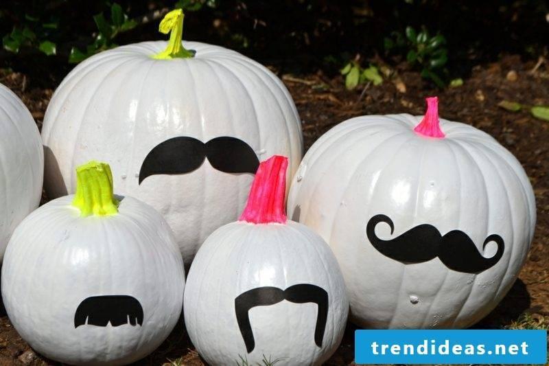 Pumpkin Paint Funky Bunch