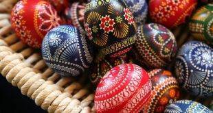 Paint Sorbian easter eggs - with DIY instruction you will master the art!