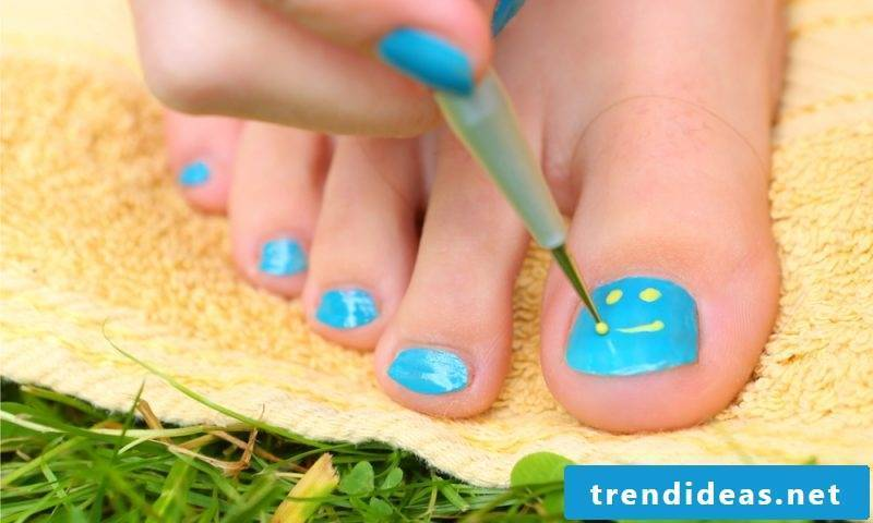 Beautiful toenails in summer: what should we know?