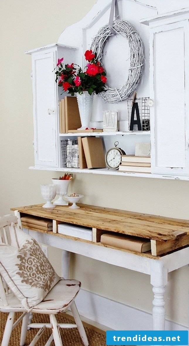 pallet furniture yourself build table from pallet furniture from pallet craft ideas