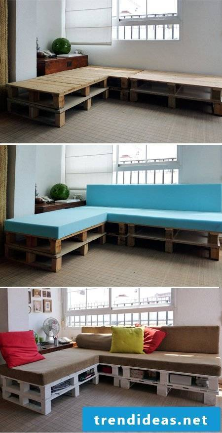 pallet furniture build your own craft bed from palette pallet bed