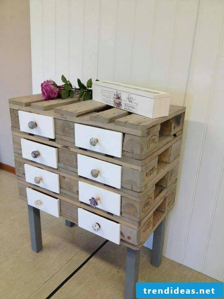 kitchen furniture from pallets ideas shelf from pallets