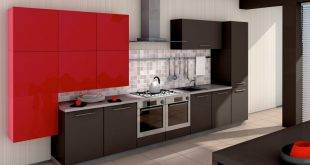 Pasting kitchen fronts: 19 fresh proposals for renewal
