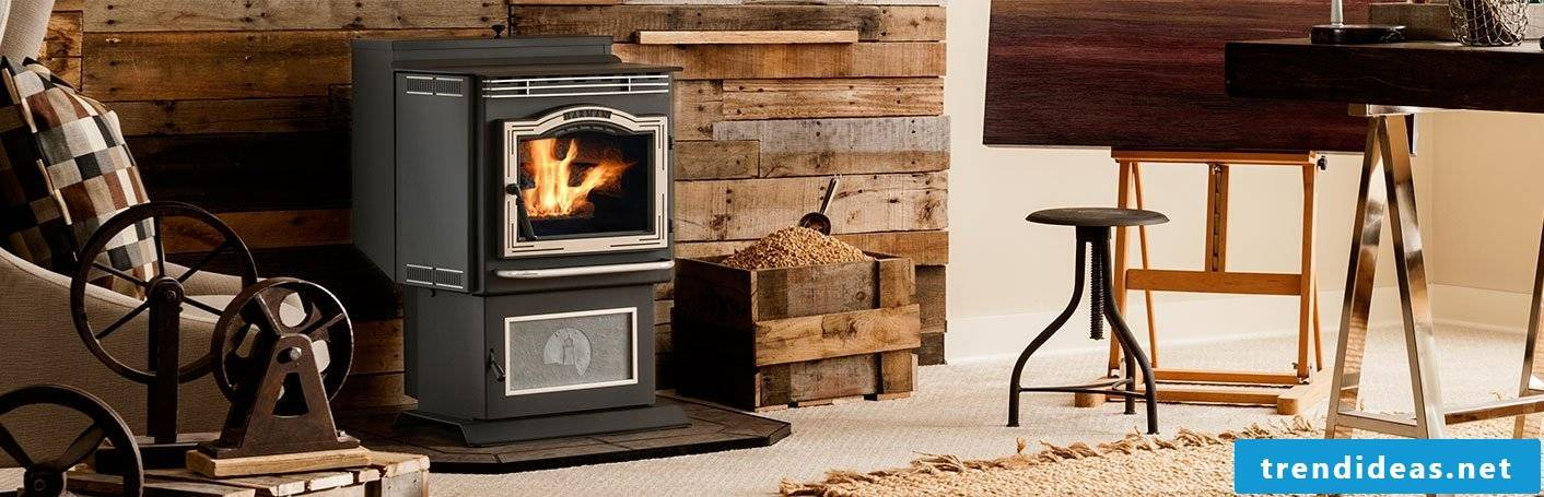 Pellet stove or stove - tips and benefits