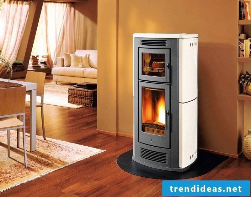 Pellet stove benefits