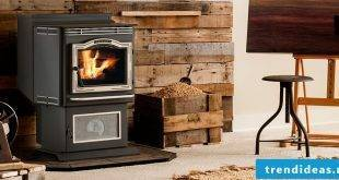 Pellet stove or stove?  10 tips and benefits