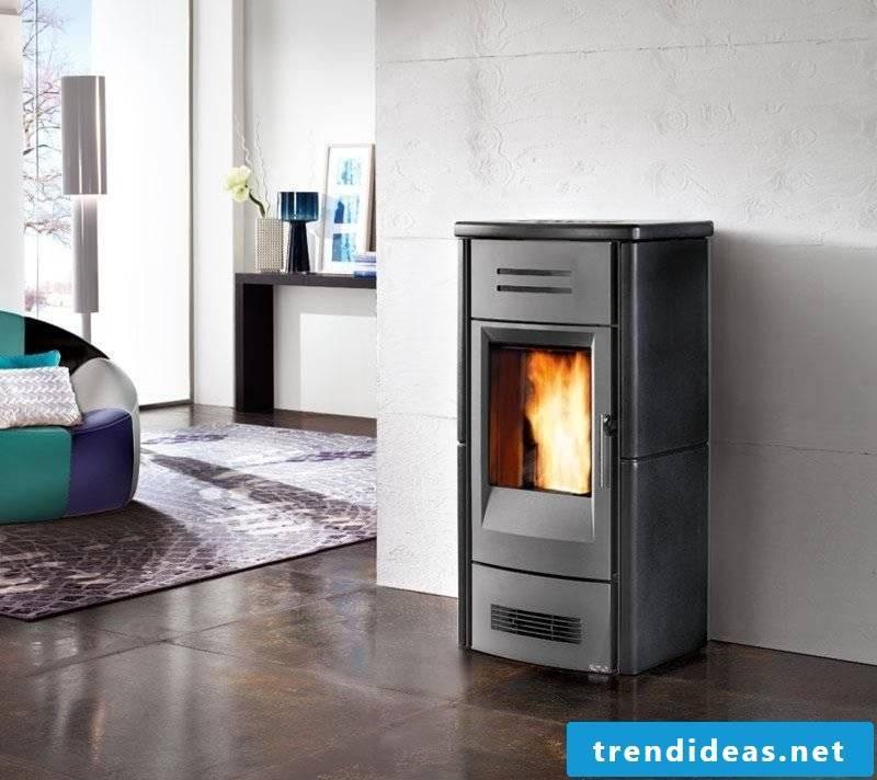 Pellet stove or Kaminofer tips