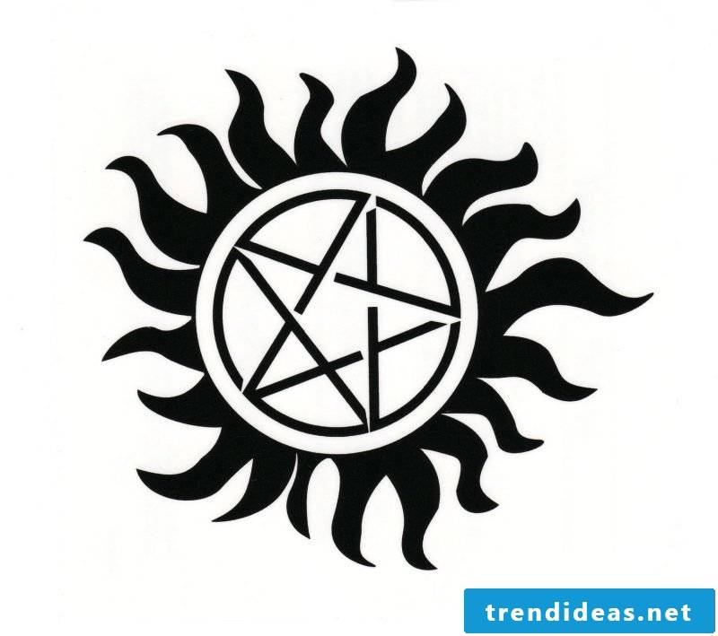 Pentagram Tattoo Meaning And 33 Cool Examples