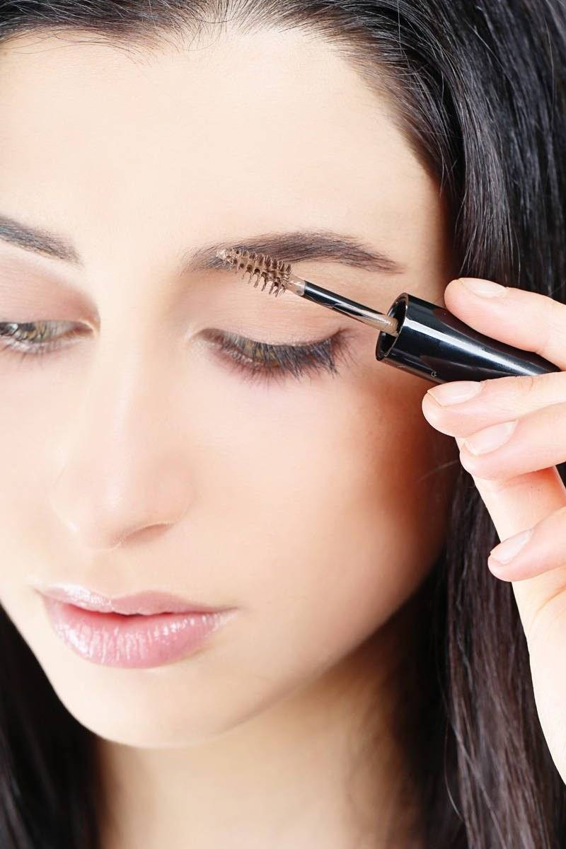 Perfect eyebrow shapes: step by step instructions