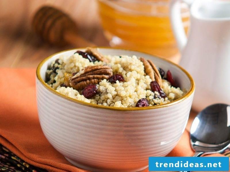 Quinoa Breakfast DIY