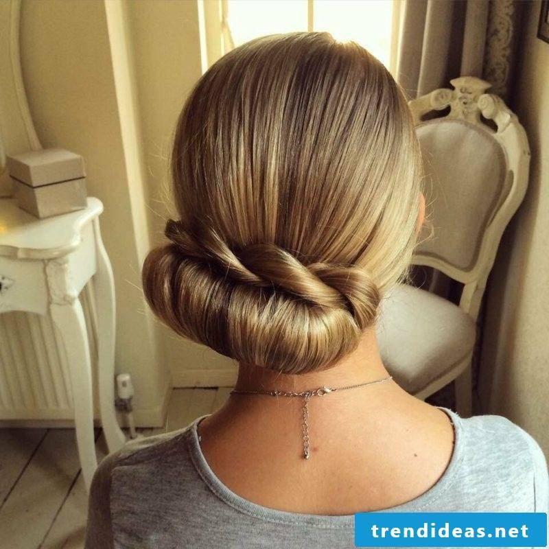 Hairstyle Trends 2016 Longhair Chignon Braid