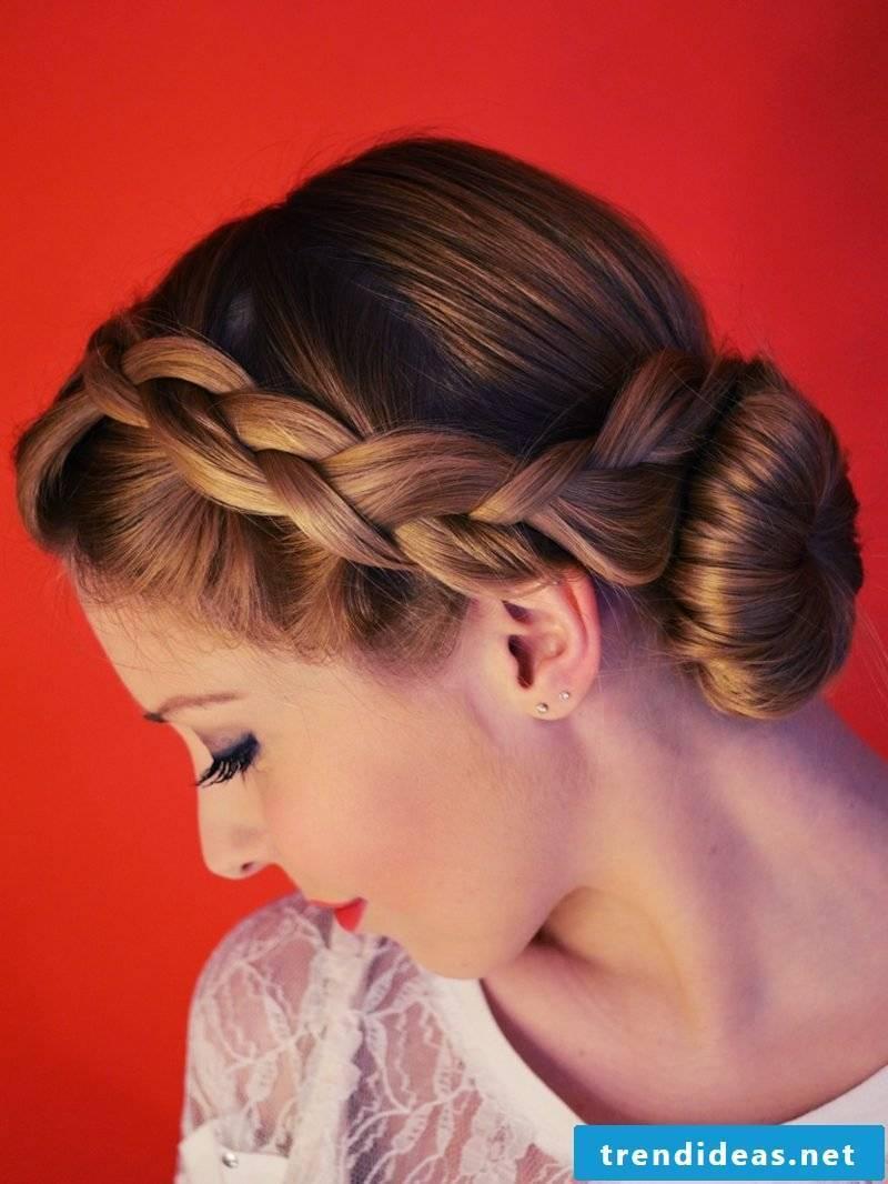 long hair cut modern hairstyles peasant braid
