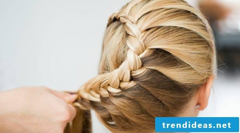Women hairstyles impressive braiding hairstyle